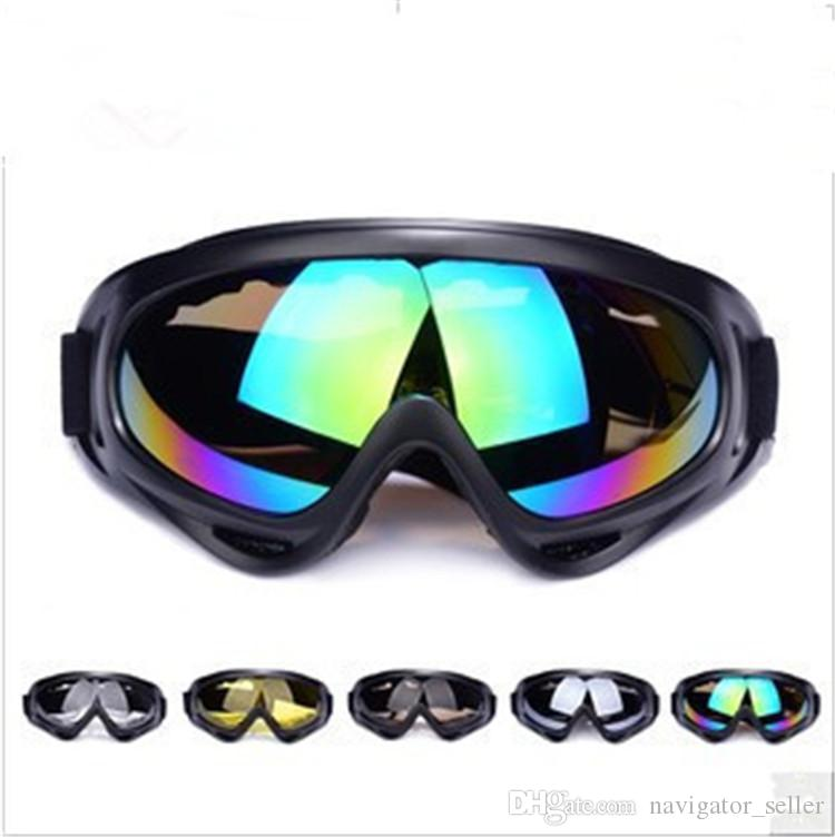 CS X400 Cycling Eyewear Ski Goggles Cycling Sunglasses Racing Sport Cycling Glasses Mountain Bike Goggles Colorful DHL/Fedex Shipping