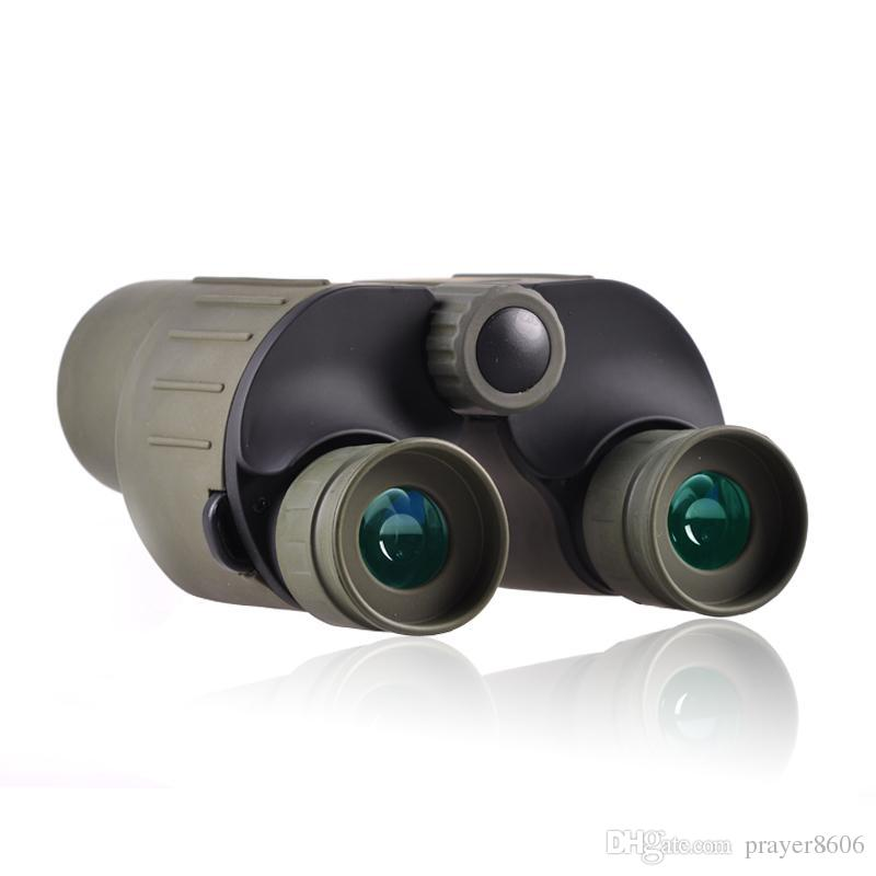 BIJIA 8X40 LE 342FT AT 1000YDS Mini Binoculars Portable HD Wide-Angle Binocular Telescope for Tourism Hunting Outdoor Camping