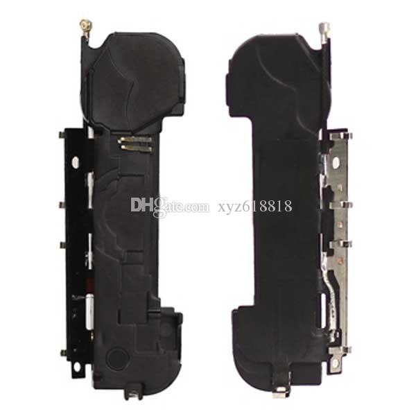 Timbre Zumbador Altavoz para iPhone 4 4G 4S Altavoz Wi-Fi Antena Piezas de repuesto Teléfono móvil Flex Cables