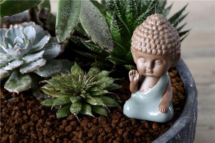Minyatür Gnome Bahçe Minyatür Dollhouse Peri Bahçe ~ Gnome Bahçe Marş Aksesuar Kiti ~ Yeni Yetiştiricilerinin Saksı Bahçeleri Tohumları Için Gardeni
