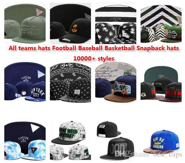 684950951c2fe5 2019 Snapbacks Ball Hats Fashion Street Headwear Adjustable Size Cayler & Sons  Custom Football Baseball Caps Drop Shipping Top Quality From Best_caps, ...