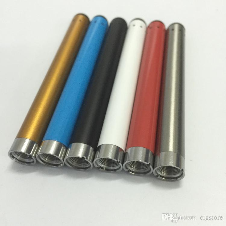 Batterie ec3 tactile CE3 O-pen contact tactile 510 - fil 510 batterie 280mAh ecig touch pour stylo vaporisateur ce3. Chargeur USB / Batterie / Blister en option