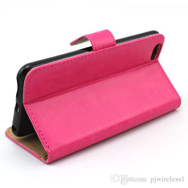 Wallet case For Alcatel A30 Fierce Metropcs For samsung galaxy s8 active G892A For ZTE Blade A462 Flip Leather pouch cover