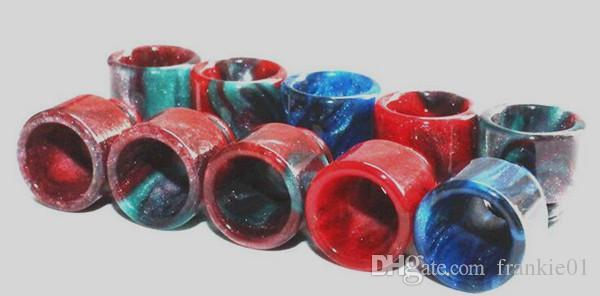 510 punta de goteo punta de resina goteo para atomizador ecda rda 510 boquilla al por mayor artículos más baratos vape mod driptip
