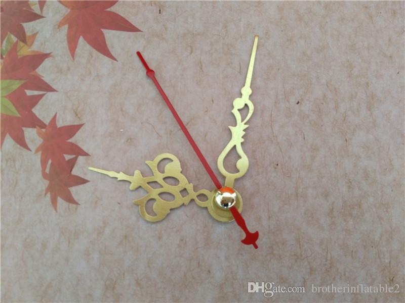 Venta al por mayor 50 unids Metal Mano para el mecanismo de reloj de cuarzo Accesorios de reparación