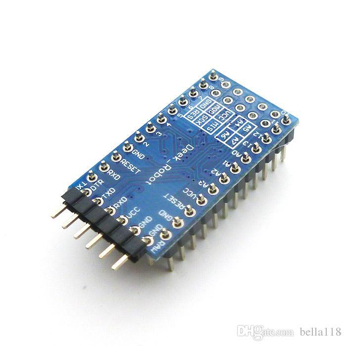 Arduino Compatible for Nano New Pro Mini atmega328 5V 16M Replace ATmega128 Newest