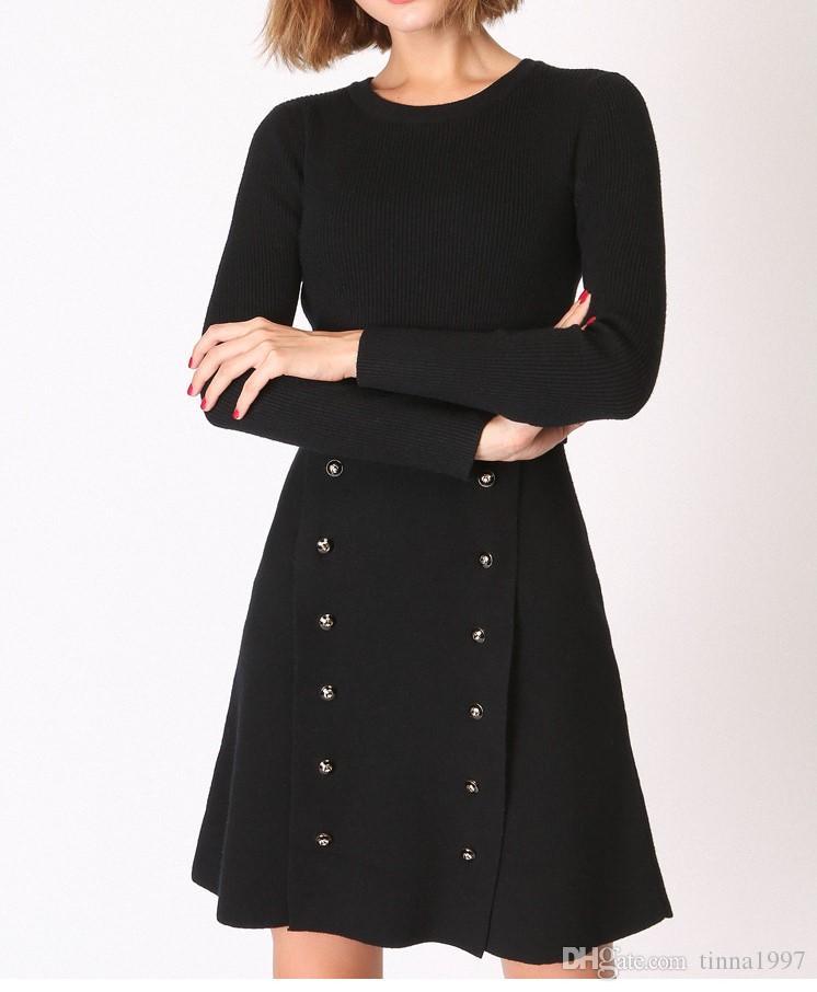 cb2c149ec66 2019 Autumn Winter Women s Long Sleeves Women s Slim Primer Shirt ...