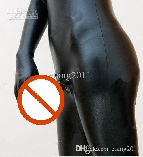 Zentai Catsuit Kostuums Seksspeelt Panty Sex Game Binding SM Game Sex Slaves BDSM Penis