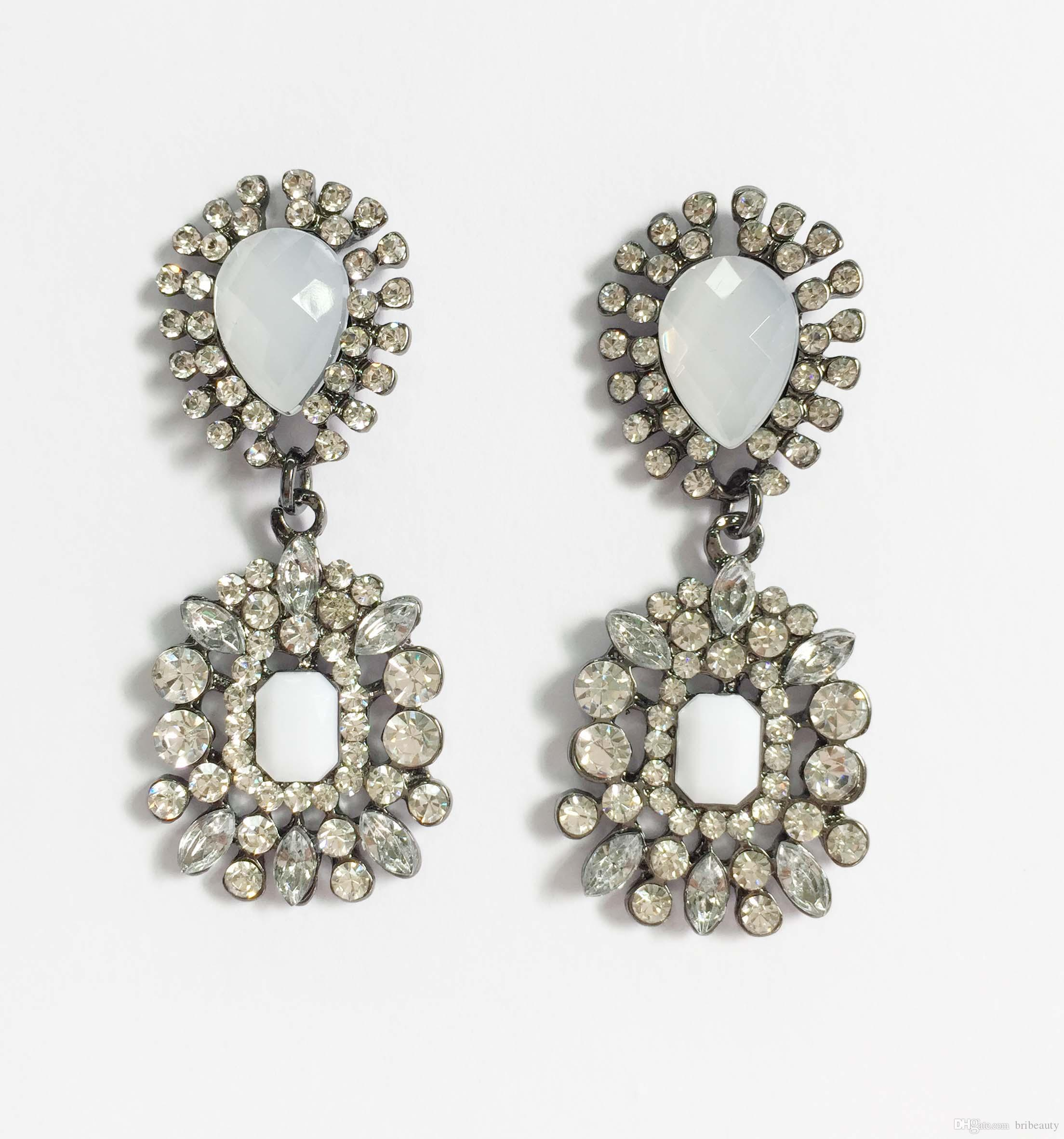 chandelier earrings pin deepa bhldn in delicia s silver jewellery