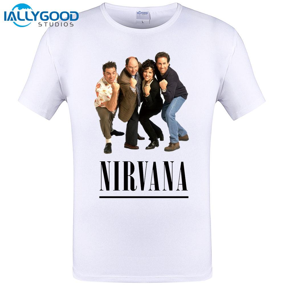 Nirvana Mens T Shirt