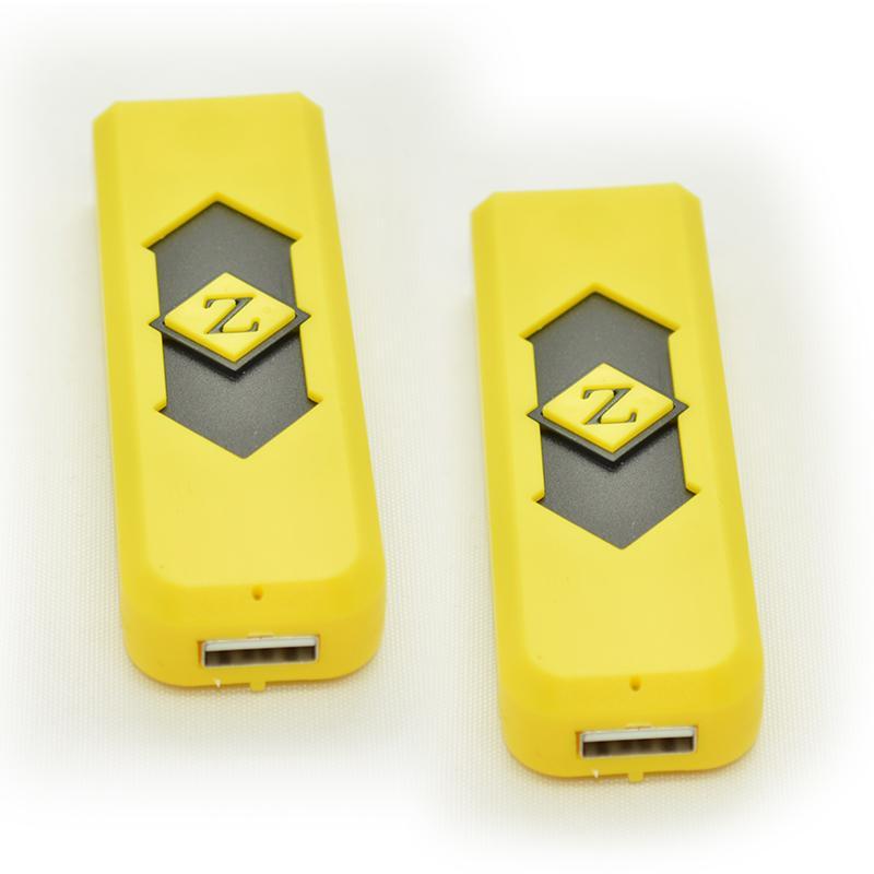 danni tragbare USB elektronische wiederaufladbare Batterie-Zigarette Flammenlose Feuerzeug-Energie-Batterie-Zigarette mit Pfeife des Schaukastens
