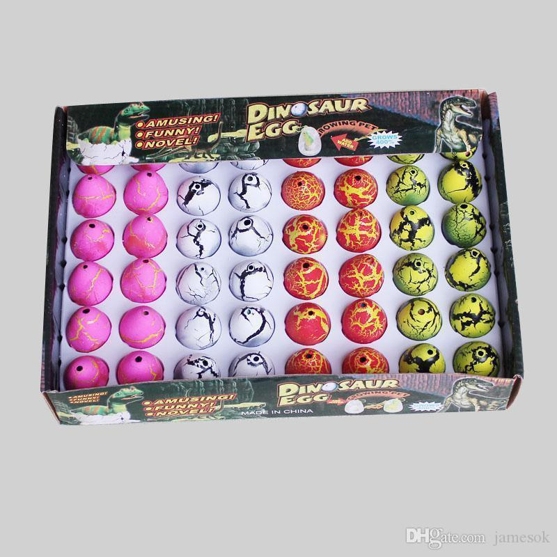 Easter Egg dinosaur eggs dinosaur Easter Egg variety of animals eggs can hatch out animals creative toys a295