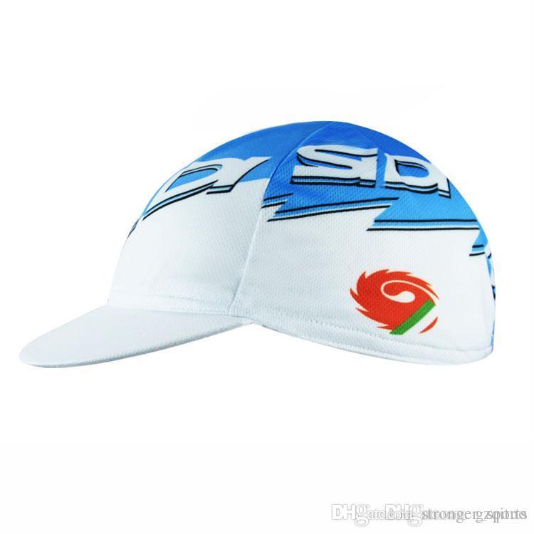 b5eae6ddc99 Unisex New Professional Team Cycling Bike Head Cap Hat Quick Drying ...