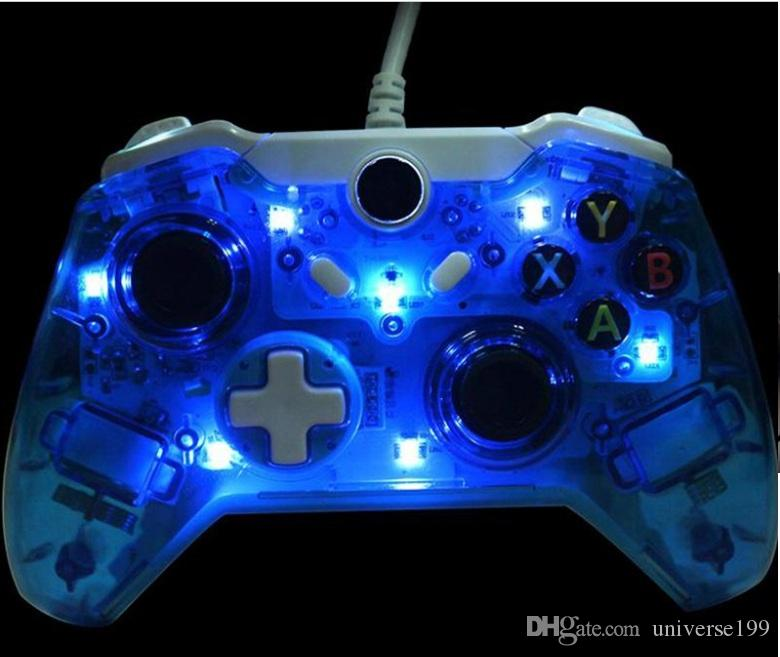 USB Wired Controller Controle For Xbox One Controller Gamepad Joystick Windows PC Microsoft For Windows Mando For Xbox one with retai box