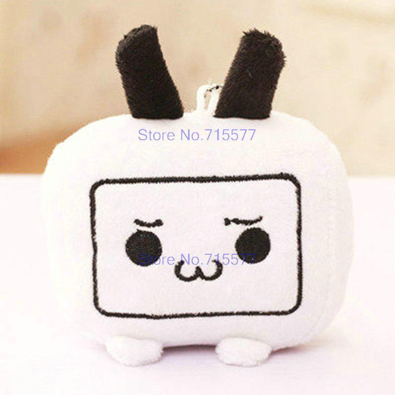 1pc High Qulity Cute Mini Dolls Pendant Gift For Mobile Phone Straps Bags Part Accessories Decoration Cartoon Movie Plush Toy Luggage & Bags