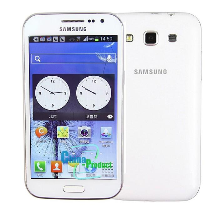 Original Samsung Galaxy Win I8552 Android 4.1 1G/4G Wifi Quad Core Cell Phone 4.7'' Unlocked Refurbished Mobile phone