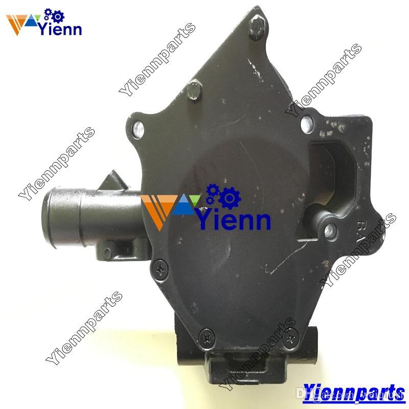 Yanmar 4TNE94 4D94E 4D94LE 4TNE98 4D98E water pump 129907-42000  6132-61-1616 for Komatsu D21A-8 D21P-8 Dozer engine