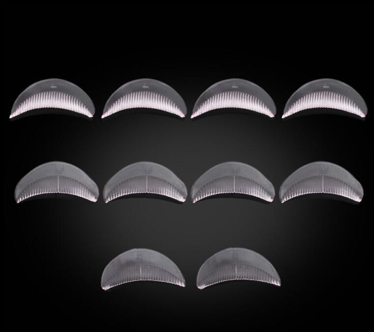 Silicone Eyelash Permanent Perm Curler Curling Root Lifting False Fake Eyelash Shield Pad Maquillaje Patches