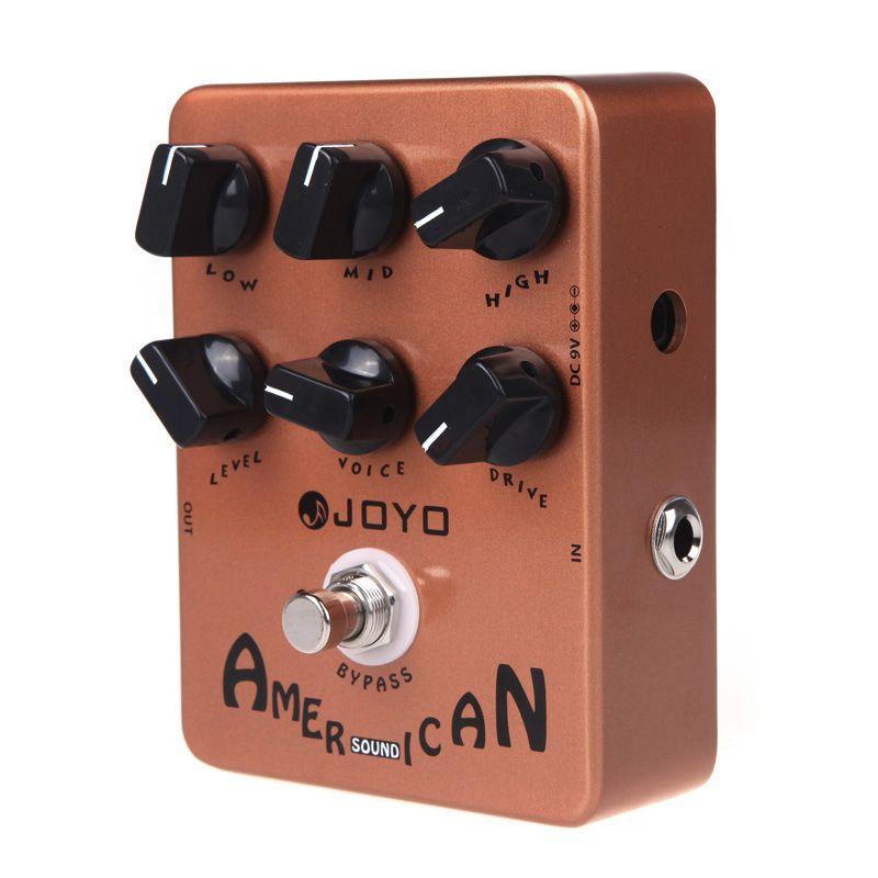 JOYO JF-14 американский звук электрогитары педаль эффект True Bypass JF 14