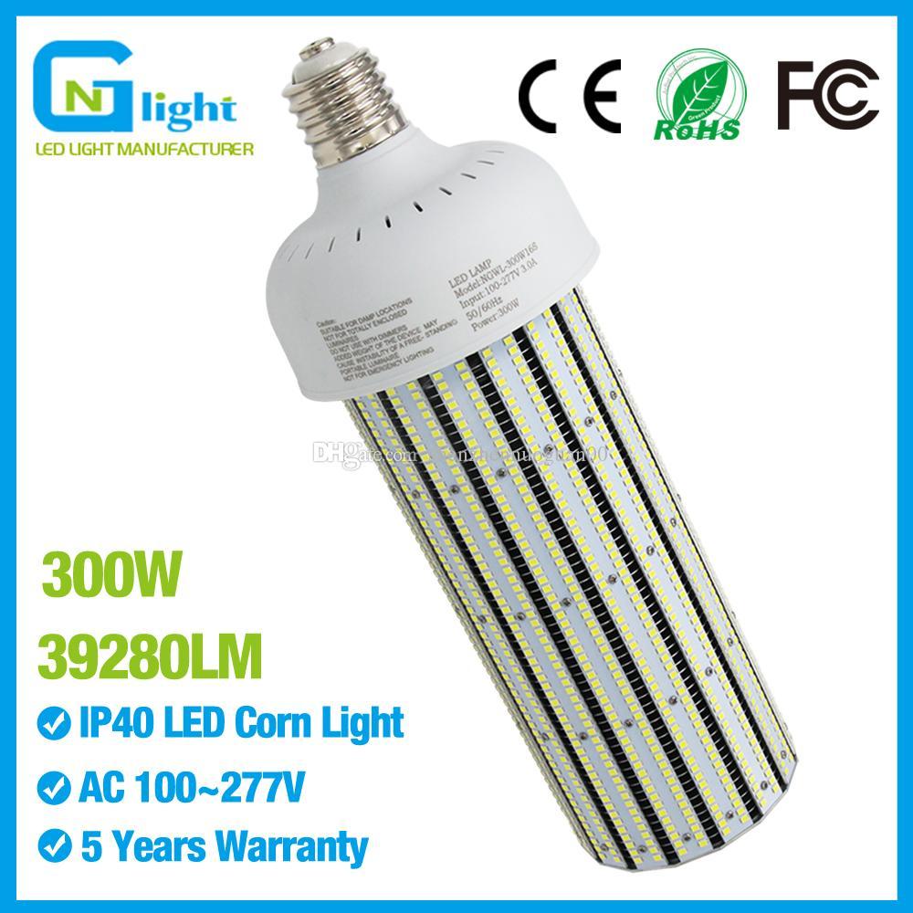 Unique Design E39 E40 Led Corn Light Bulbs 300watt Daylight White ...