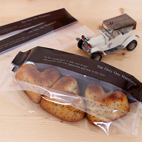 Новый DIY 100 шт./лот DIY единственный coffeeclear с открытым верхом закуски сумки/прекрасный печенье хлеб печенье подарочная сумка 8.5*23 см Оптовая