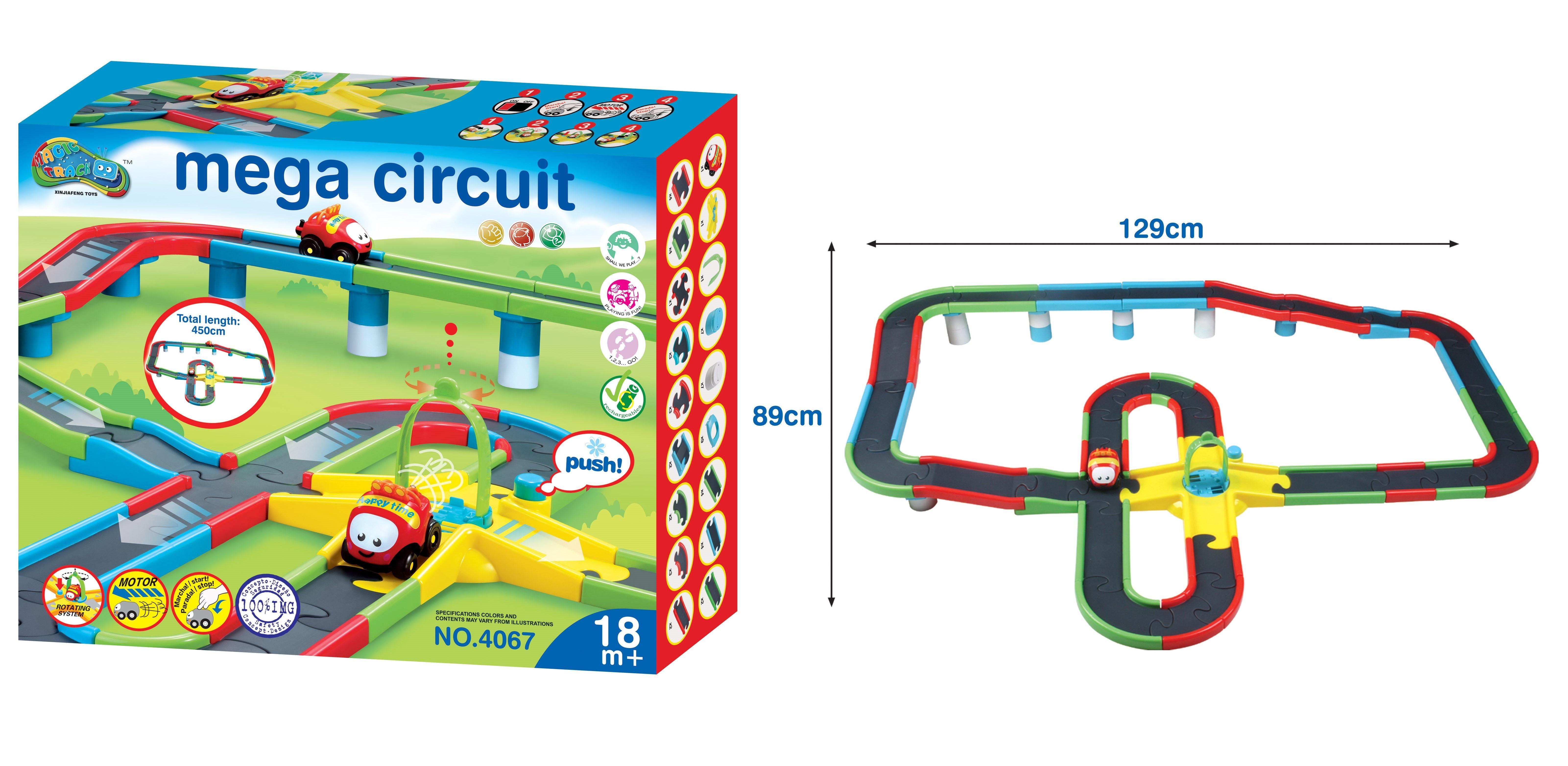 Mega Circuit Toys For Kids 4067 Learning Toys Catalog Educational