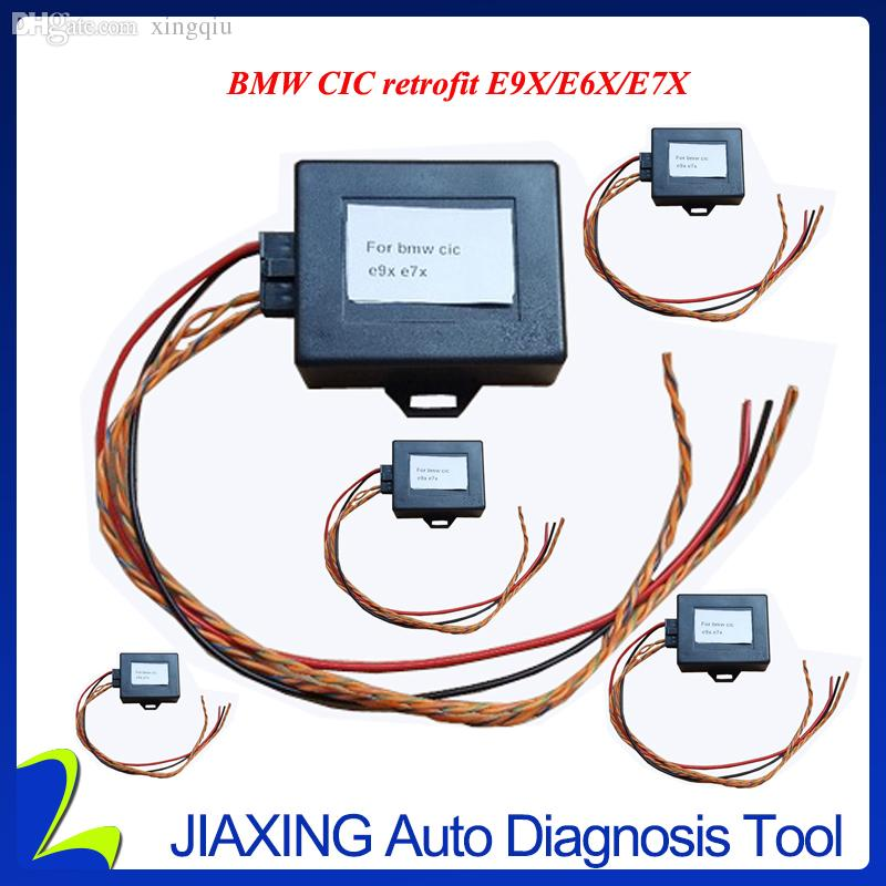 wholesale for bmw cic retrofit adapter emulator video in motion, Wiring diagram