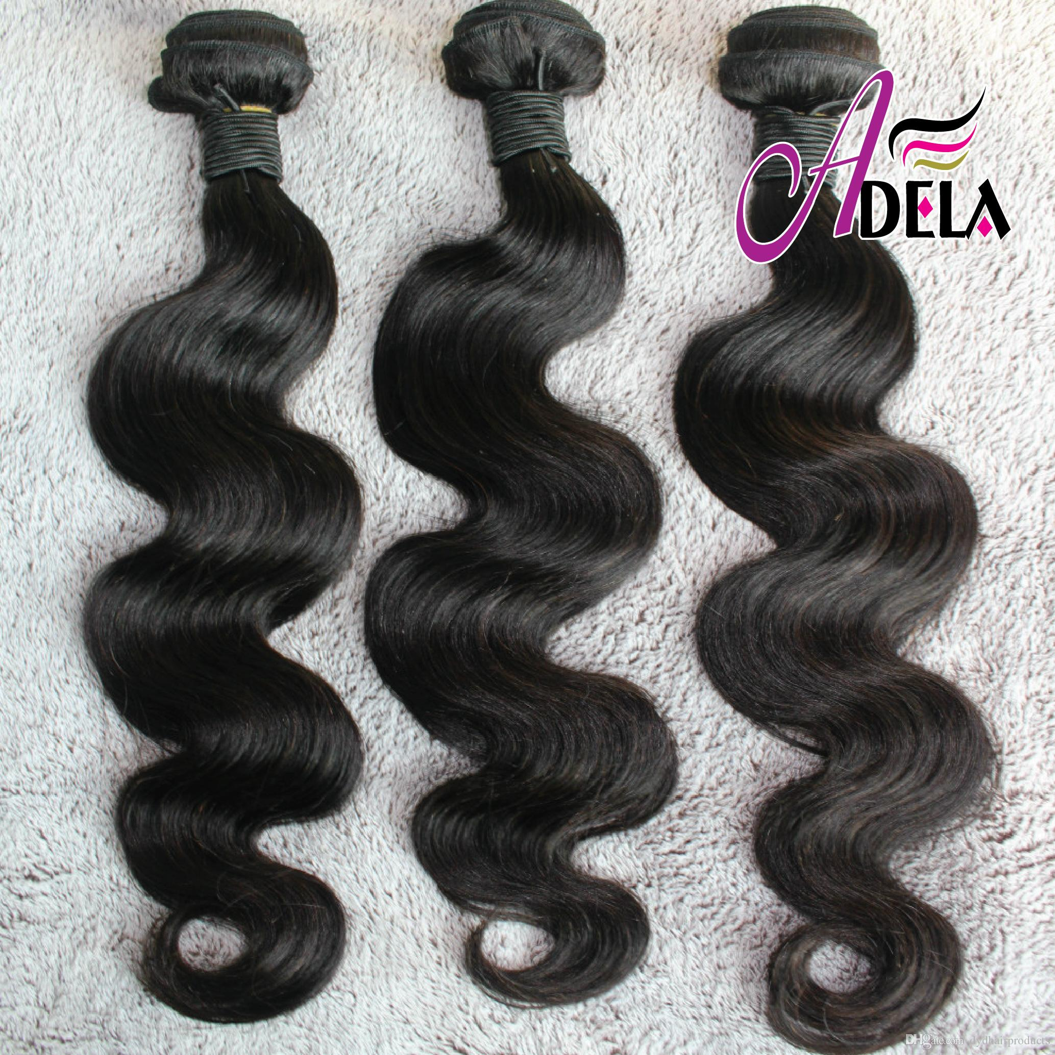 8a Cuticle Vietnamese Virgin Hair Weave 8 30inch Body Wave Natural