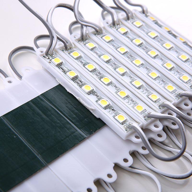 DC12V 5050 5LEDs LED Module Lichter IP65 wasserdicht, LED Zeichen Hintergrundbeleuchtung Module, Werbung Light Box Module, /