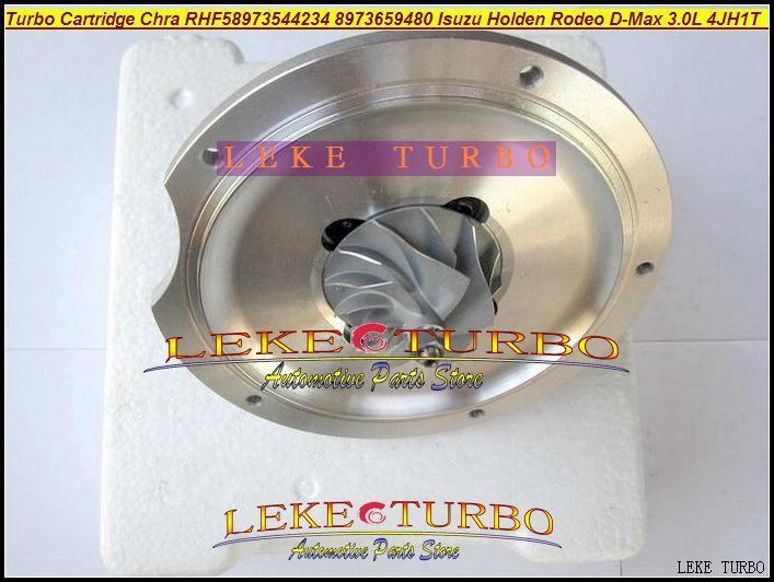 RHF5 24123A 8973544234 8973659480 VB430093 Turbocharger Cartridge Turbo Chra Core For ISUZU Holden Rodeo D-Max 3.0L 2003- 4JH1T 130HP