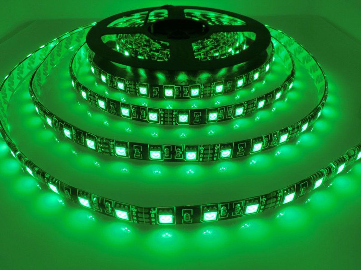 DC12V 5M 5050 300LED полосы света автомобиля DRL DIY ленты лампы черный PCB водонепроницаемый IP65