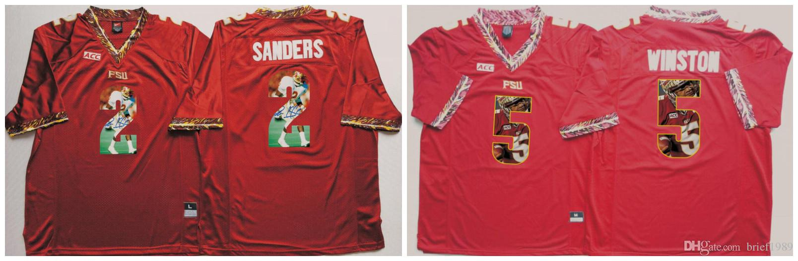 online store 67a23 f3768 youth ncaa jerseys florida state seminoles 2 deion sanders ...