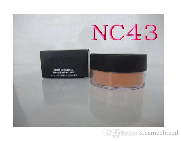 hot sell good quality Lowest Best-Selling good sale Newest Makeup LOOSE POWDER & FREE GIFT