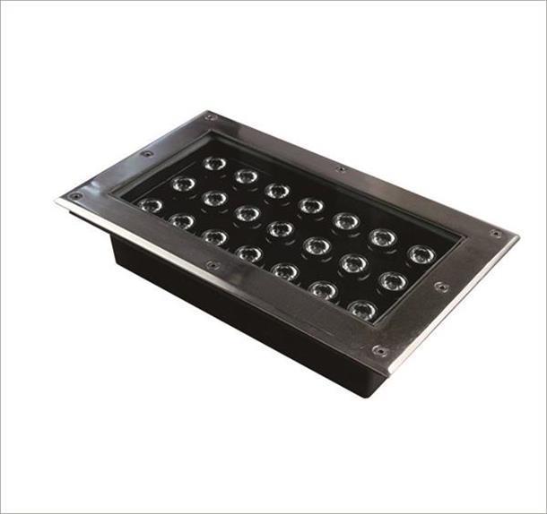 Verwenden Sie die Notbeleuchtung 21W DC12V 24V 85-265V LED-Untergrundleuchte / LED-Untergrundleuchte IP 67 LAMPEN