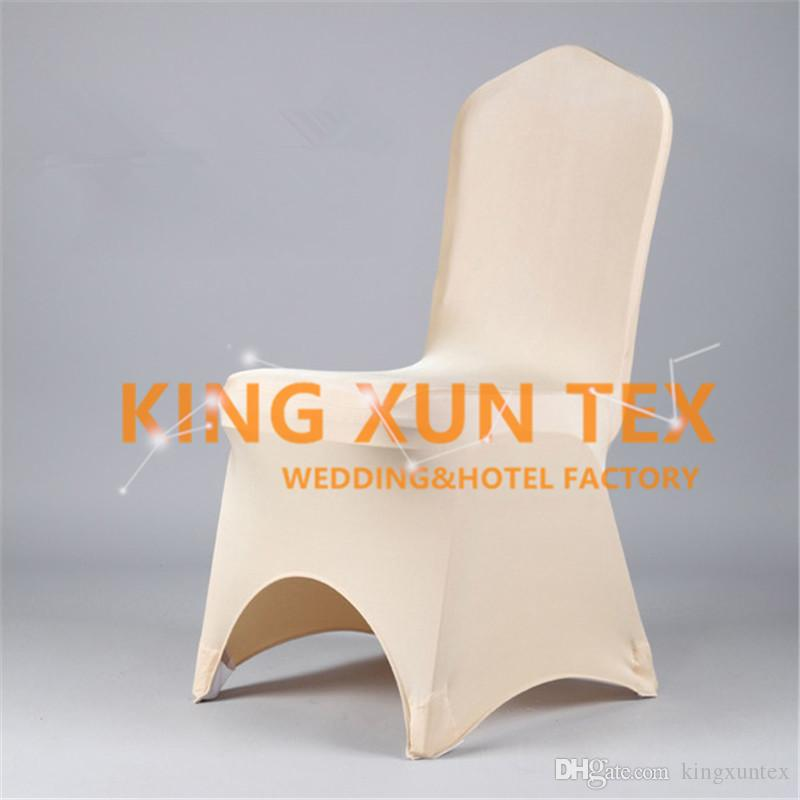 Cheap Price Lycra Chair Cover Cheap Wedding Spandex Chair Cover Good With Arch Front Quality