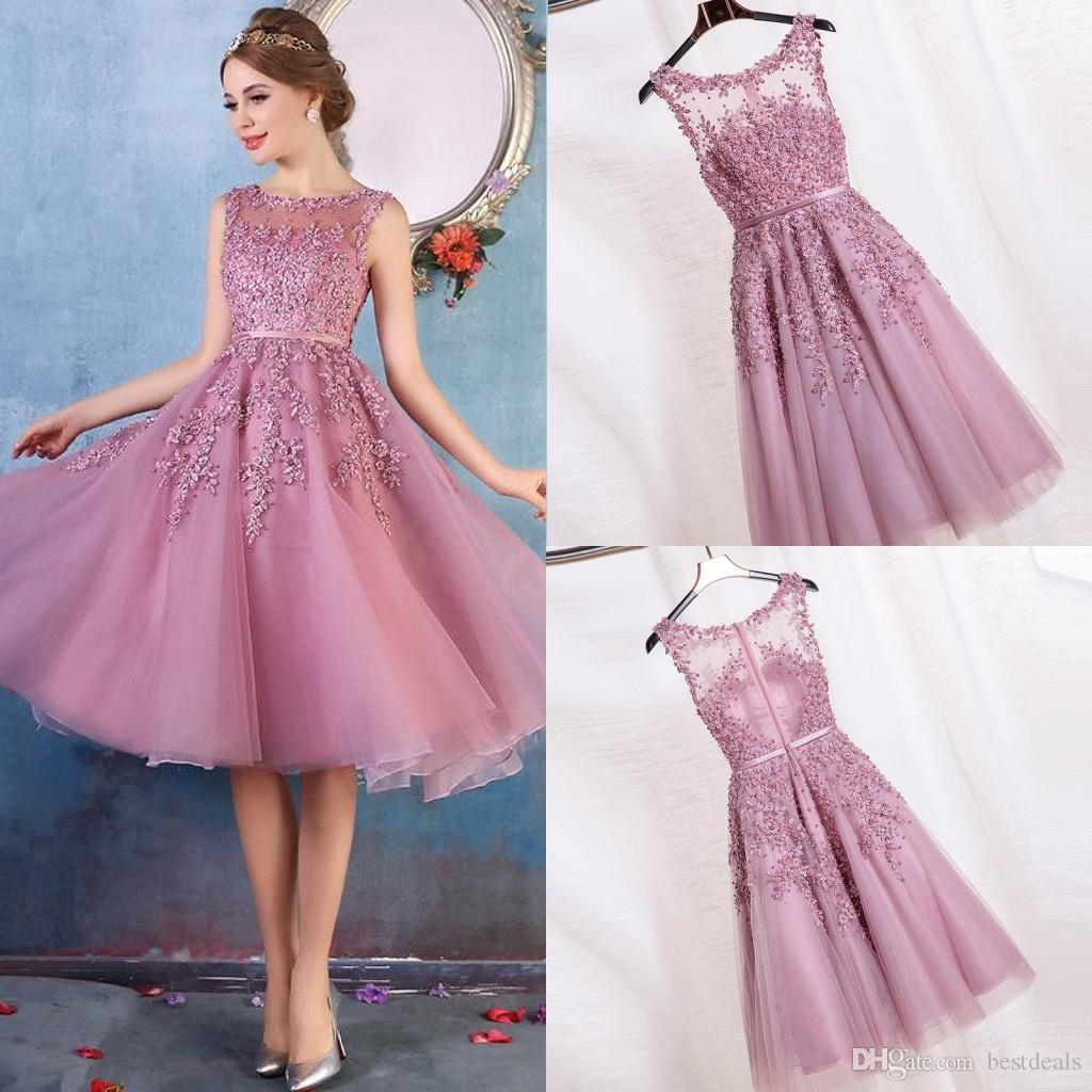 Cheap A-Line Party Dress