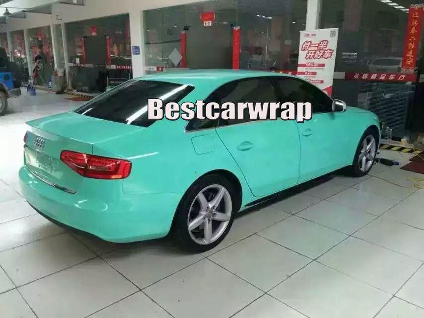 Tiffany Blue Wraps