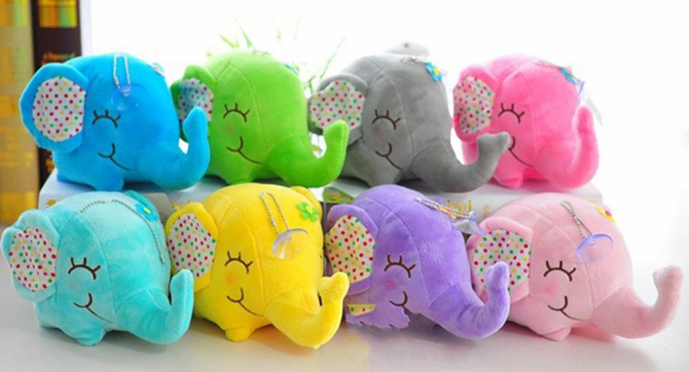 2018 Wholesale Kids Baby Plush Stuffed Toys Animal Doll Educational