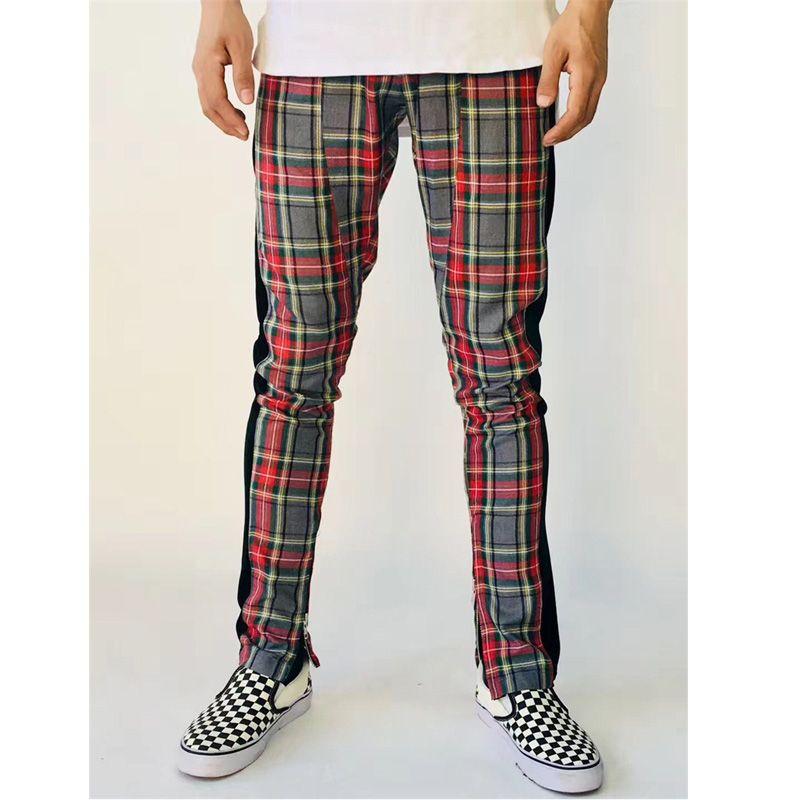 Scozzese Scozzese Pantalone Uomo Slim Pantalone Slim Pantalone Uomo 8vm0wNn