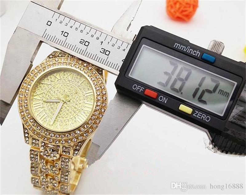 Rose Gold Luxury Casual Men Watch Vestido de cuarzo Relojes con calendario Mujeres Pulsera Estilo banda de acero inoxidable envío libre venta al por mayor