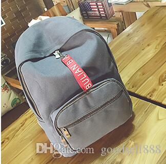 2017-11-04 summer new arrival Fashion punk rivet backpack school bag unisex backpack student bag men travel STARK BACKPACK