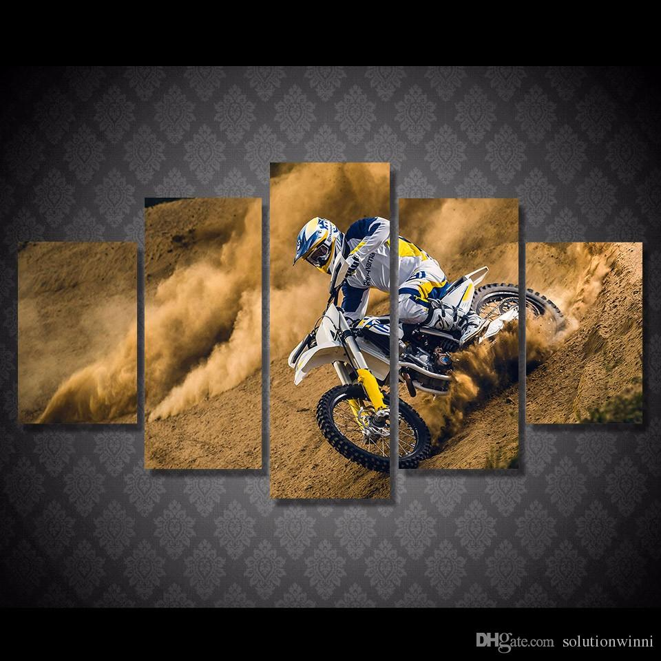 2018 Hd Printed Motocross Car Painting Canvas Print Room. Dining Room Chair Covers. Decorative Kitchen Tile Backsplashes. Decorative Wall Clocks Large. Soundproof Room Dividers. Blue Christmas Decorations Ideas. Rooms To Go Love Seats. Outdoor Home Decor. Weekly Rooms