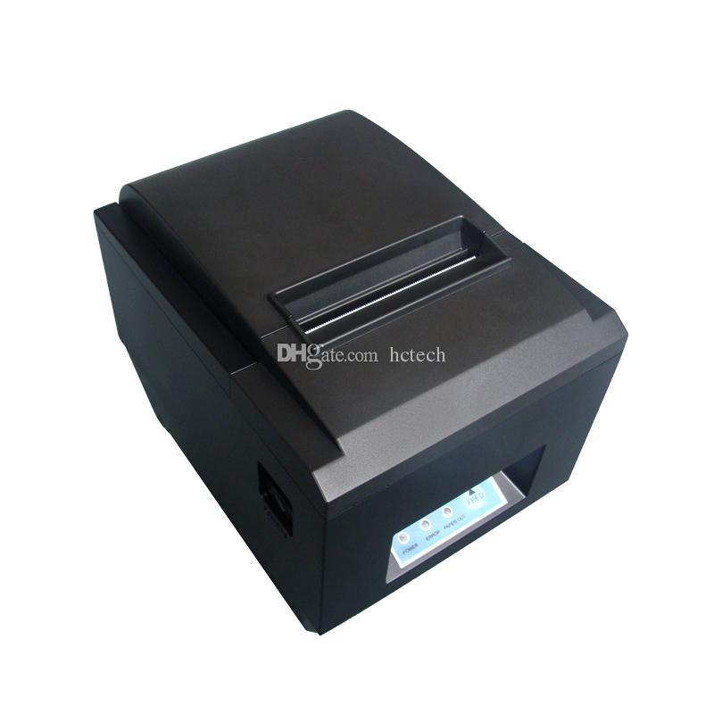 TP-8016 منخفضة التكلفة عالية الجودة 80mm فاتورة الطابعة حار بيع السيارات القاطع 300 مم / ثانية للبيع بالتجزئة ، مطعم ، سوبر ماركت