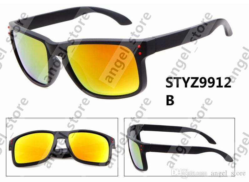 Factory Hot Sale brand Men polarized Double Color Cycling Mirrors Wind Sports Sunglasses Outdoor VR46 gasses