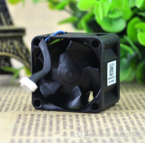 Genuino AVC DB03628B12S 36 * 36 * 28MM 12V 0.80A los 3.6CM 4 alambre de alta velocidad del ventilador de viento grande