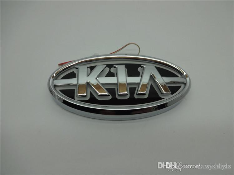 car logo for kia forte cerato soul sorento size 11 6 2cm 5d car