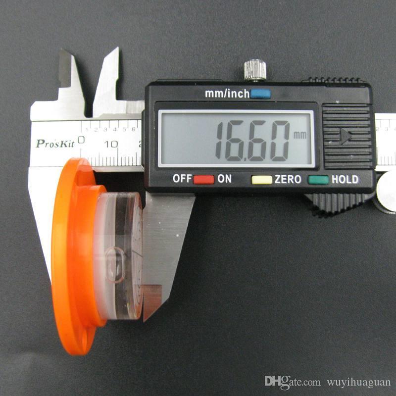 Haccury 50 * 17 mm 기포가있는 버블 레벨 스피릿 레벨