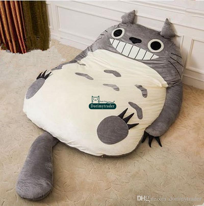 Grosshandel Dorimytrader Kawaii Japan Anime Totoro Schlafsack Weichem