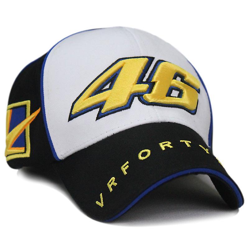 ad6701a5a69 F1 Snapback Caps Moto Gp Rossi Vr 46 Cap Baseball Cap Gorra Sport ...
