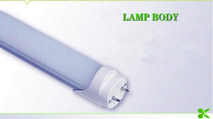 4FT T8 Dimmable ha condotto le lampade 22W 90LM / W 1.2m G13 T8 fluorescenti principali eccellenti fluorescenti CA 110-240V della lampada della metropolitana elencato UL